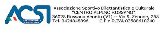 CENTRO ALPINO ROSSANO