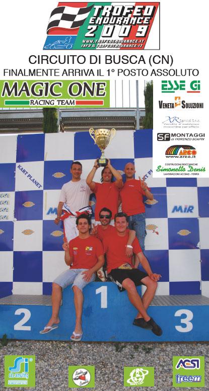 Trofeo Endurance 2009